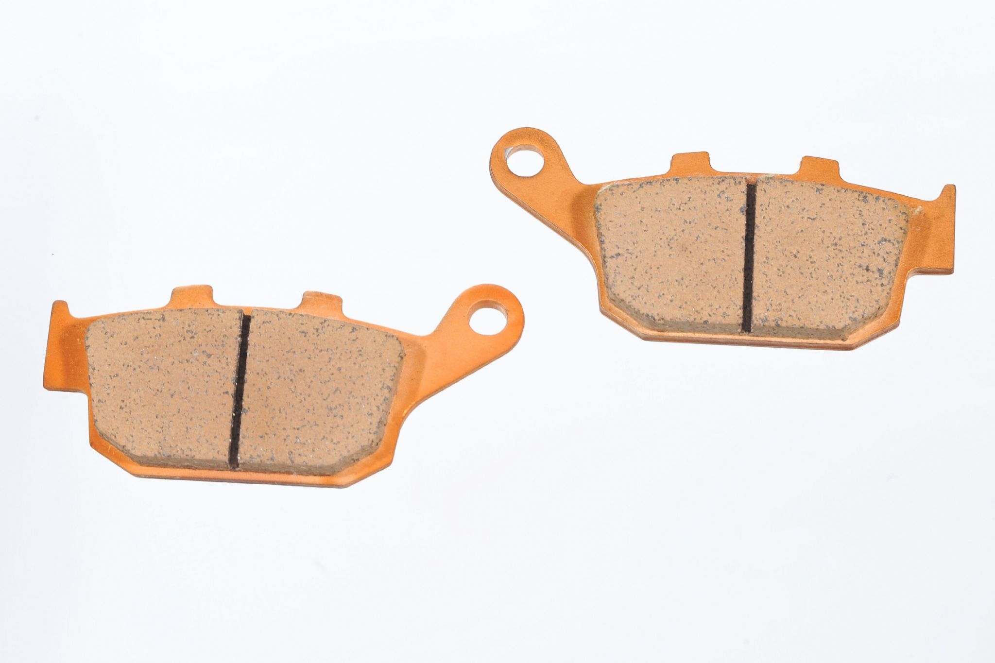 "DAYTONA 675 2006-12: ""REAR BRAKE PADS"" Goldfren ""HH"" [1 PAIR] GF020 HH Rear"