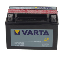 VARTA CTX YTX9-BS [AGM/GEL] Sealed Maintenance Free Battery
