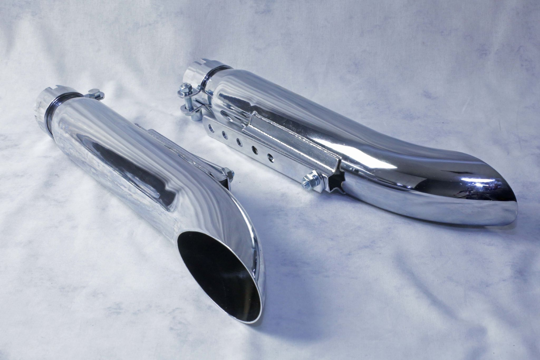 America Speedmaster Highway Hawk Slash Cut Exhausts 1 Pair Hh65 938