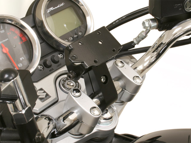 Triumph Thunderbird Commander >> SW MOTECH TRIUMPH Handlebar GPS-PDA mount for 7 8 22mm Bars. GPS.00.308.100 B