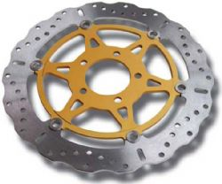 EBC Contour Rear Brake Disc For Triumph 2013 Tiger Sport 1050