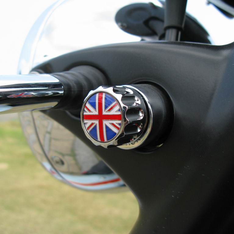 Triumph Tiger 800 >> Triumph Twins Union Jack Key Holder Bonnie Thruxton Scrambler & Thunderbird Storm